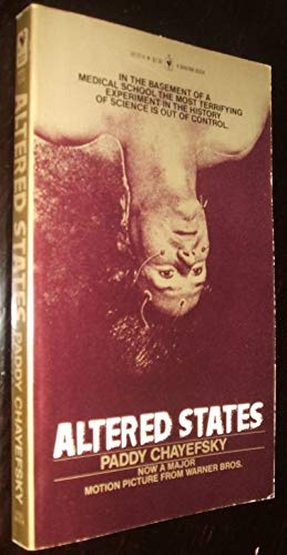 9780553147377: Altered States
