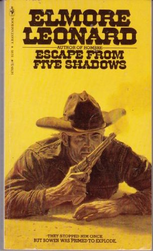 9780553147483: Escape from Five Shadows
