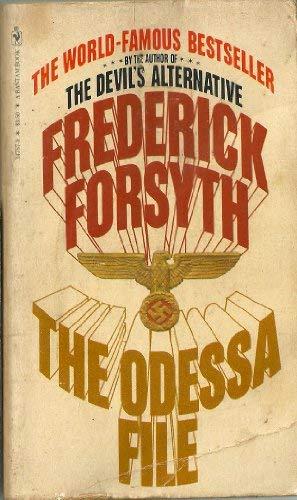 9780553147575: The Odessa File