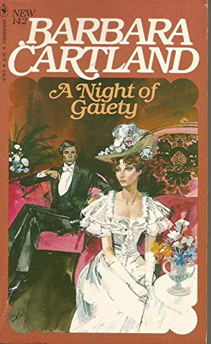 A Night of Gaiety: Cartland, Barbara