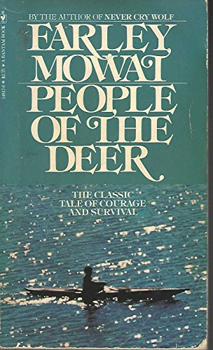 People of the Deer (0553148176) by Farley Mowat