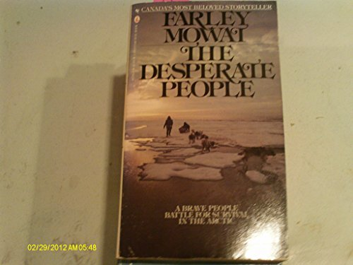 9780553148183: The Desperate People