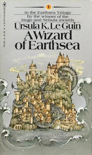 A Wizard of Earthsea (Earthsea Cycle, Book One), Le Guin, Ursula K.