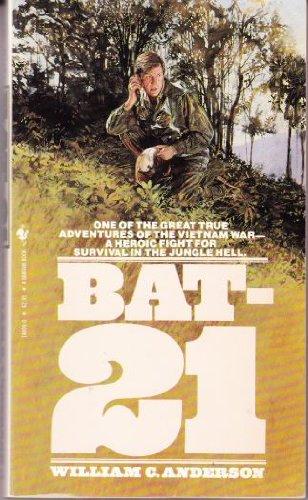 9780553148992: Bat-21
