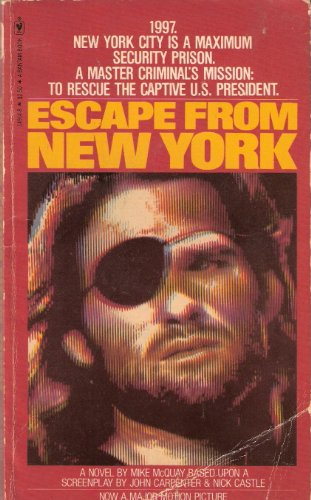 9780553149142: Escape from New York