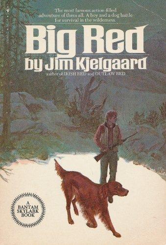 Big Red: Kjelgaard, Jim, Pfeuffer,