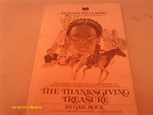 The Thanksgiving Treasure: Gail Rock
