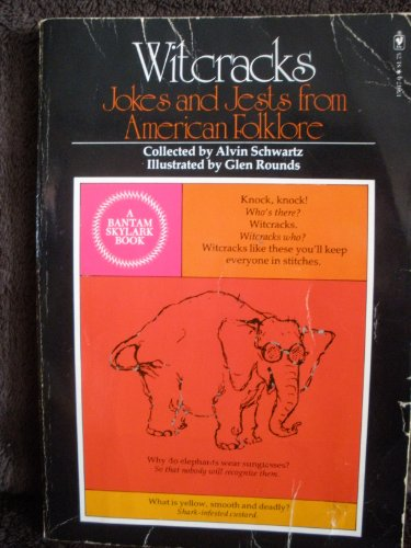 9780553150179: Witcracks: Jokes and Jests from American Folklore