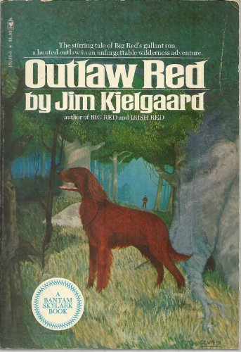 9780553150186: Outlaw Red (A Bantam Skylark book)