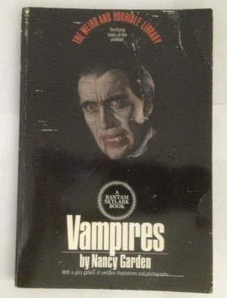 9780553150223: Vampires (The Weird and horrible library)