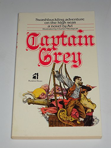 9780553150414: Captain Grey