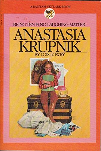 9780553151114: Anastasia Krupnik