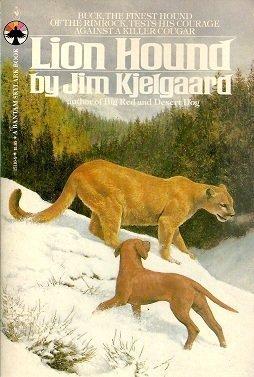 Lion Hound: Jim Kjelgaard