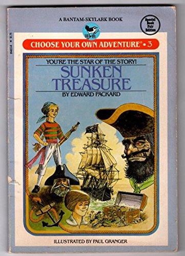 9780553151503: Sunken Treasure