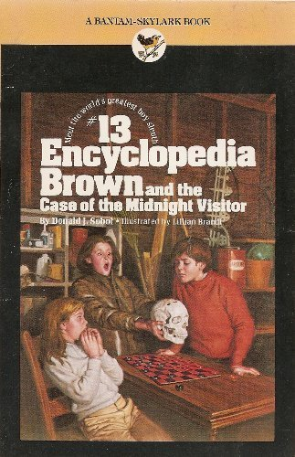 9780553151732: Encyclopedia Brown and the Case of the Midnight Visitor (Encyclopedia Brown (Paperback))
