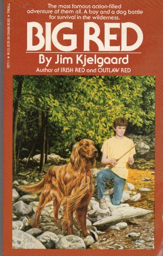Big Red: Jim Kjelgaard