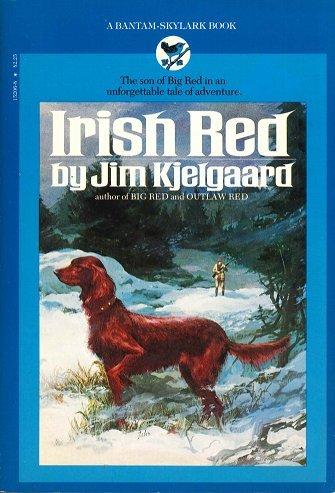 9780553152067: Irish Red Son of Big Red