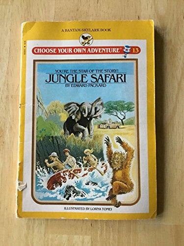 Jungle Safari # 13: Edward Packard
