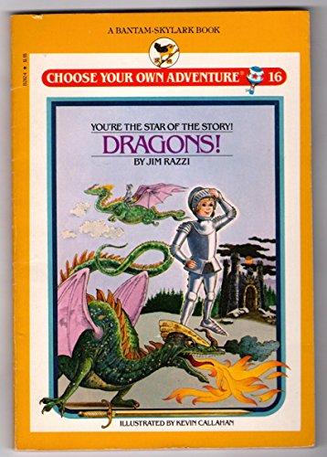 9780553152425: Dragons! (Skylark Choose Your Own Adventure)