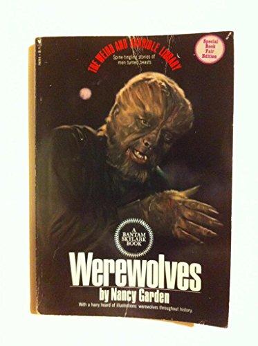 Werewolves (0553153072) by Nancy Garden
