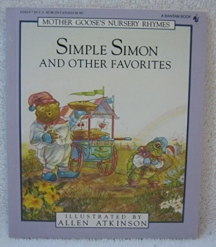 Simple Simon and Other Favorites(Mother Goose Nursery