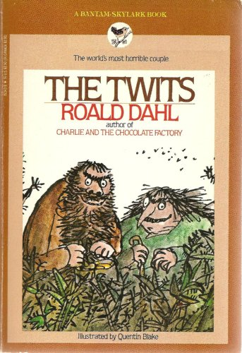 The Twits (0553153439) by Roald Dahl