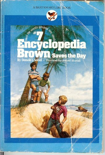 9780553153897: Encyclopedia Brown Saves the Day (Encyclopedia Brown #7)