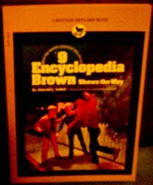 Encyclopedia Brown Shows the Way: Sobol, Donald J.