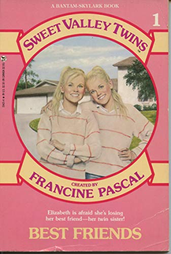 9780553154214: Best Friends (Sweet Valley Twins, No. 1)
