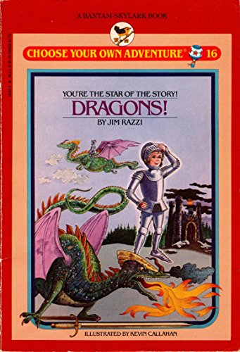 9780553154658: Dragons (An R.A. Montgomery book)