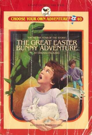 9780553154924: The Great Easter Bunny Adventure (Choose Your Own Adventure)