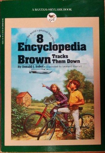 Encyclopedia Brown Tracks Them Down (9780553155259) by Donald J. Sobol