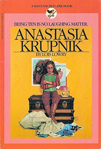 9780553155341: Anastasia Krupnik