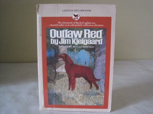 9780553155358: Outlaw Red