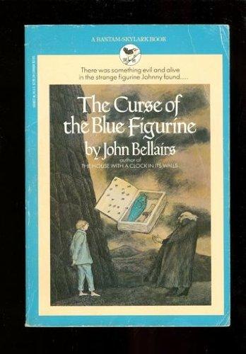 9780553155402: The Curse of the Blue Figurine