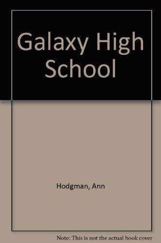 9780553155457: Galaxy High School