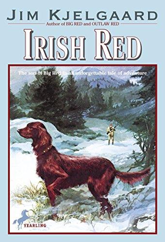 9780553155464: Irish Red