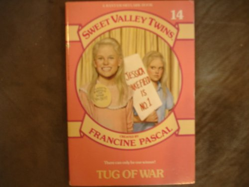 9780553155501: TUG OF WAR (SVT #14) (Sweet Valley Twins)