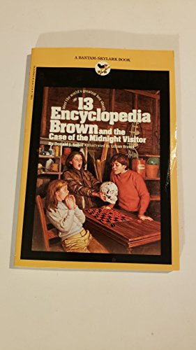 9780553155860: Encyclopedia Brown and the Case of the Midnight Visitor (Encyclopedia, No.13)