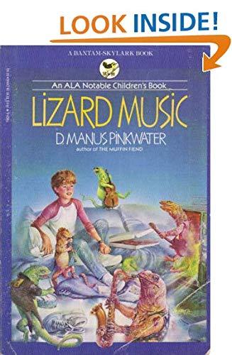 9780553156058: Lizard Music