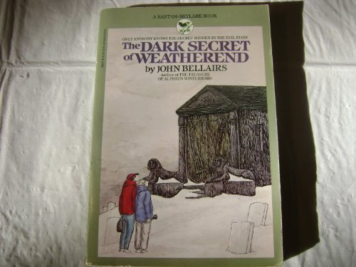 Anthony Monday Mystery: The Dark Secret of Weatherend No. 1 by John Bellairs (19