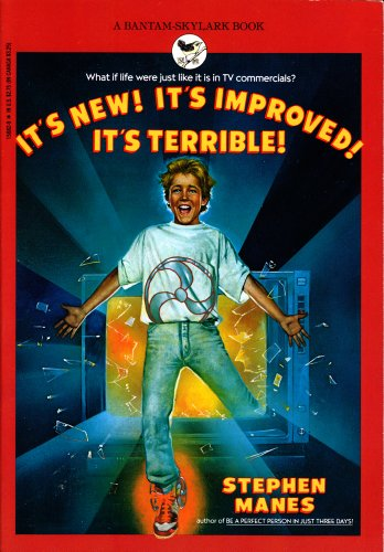 It's New! It's Improved! It's Terrible! (0553156829) by Stephen Manes