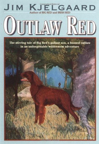 9780553156867: Outlaw Red (Bantam Skylark Book)