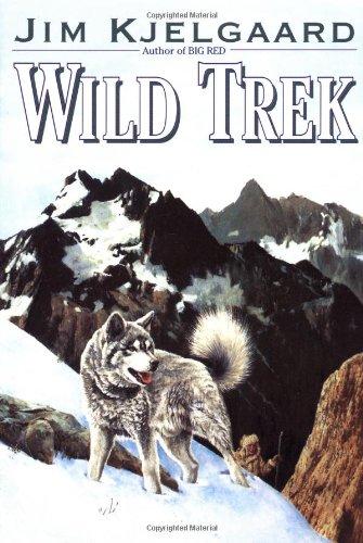 9780553156874: Wild Trek: Jim Kjelgaard