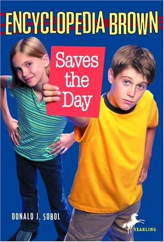 9780553157345: Encyclopedia Brown Saves the Day