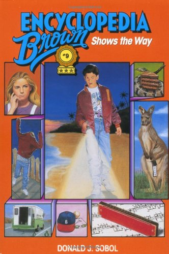 9780553157376: Encyclopedia Brown Shows the Way (Encyclopedia Brown (Quality))