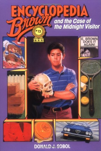 9780553157383: Encyclopedia Brown and the Case of the Midnight Visitor