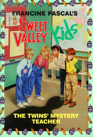 9780553157604: The Twins' Mystery Teacher (Sweet Valley kids)