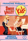 Jessica's Big Mistake (Sweet Valley Kids, No. 7): Pascal, Francine