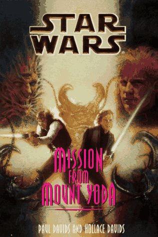9780553158908: Mission from Mount Yoda (Star Wars: Jedi Prince, Book 4)